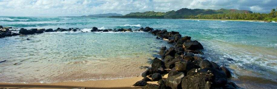 Papaloa Beach Wailua Bay