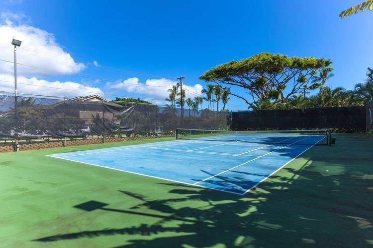 La'e Nani Tennis Court