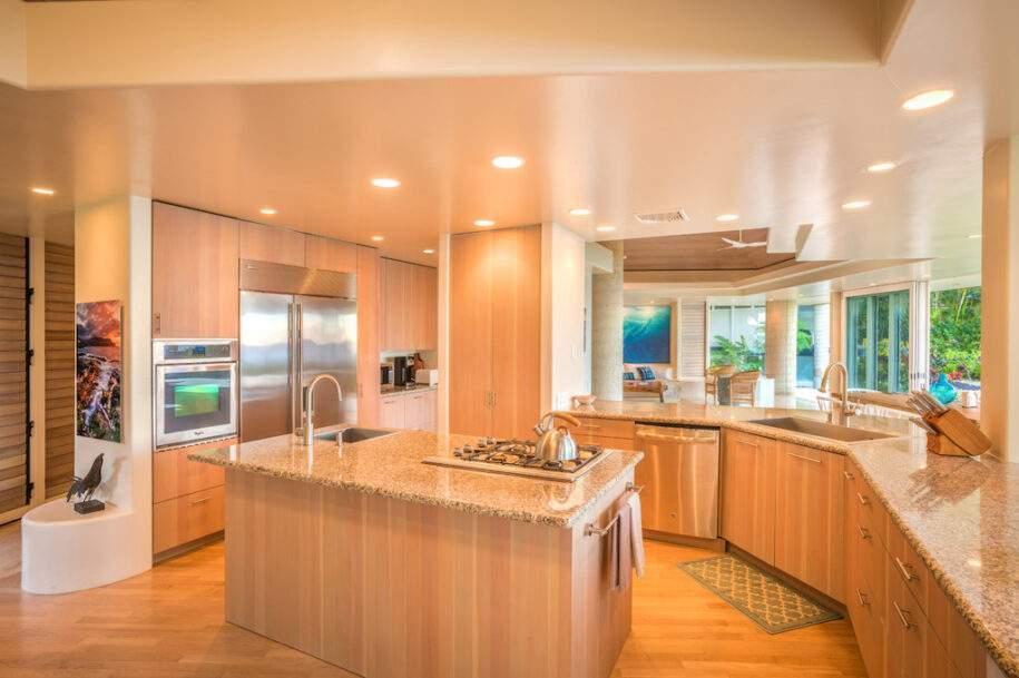 5 estate kitchen
