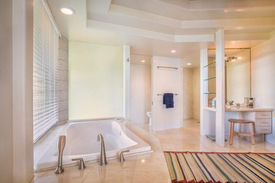 7 master bath tub