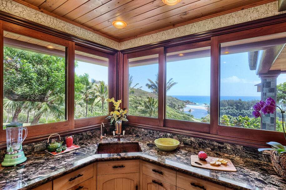 9 a kitchen ss view